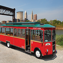 Lolly The Trolley Tours Cleveland Ohio