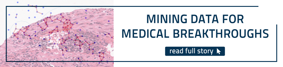 Mining Data for Medical Breakthroughs