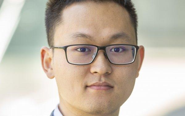 headshot of yuan wei