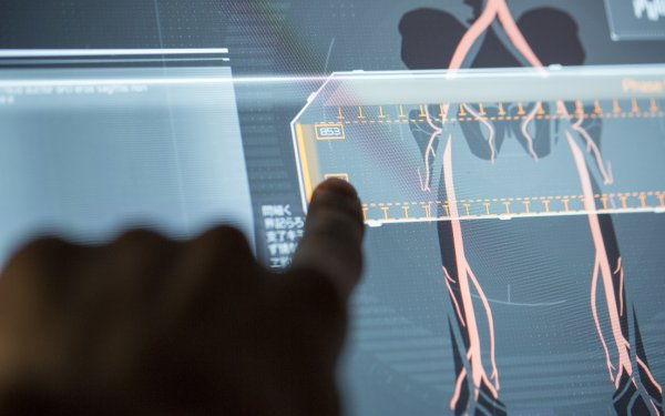 Diagnostic wireless technology