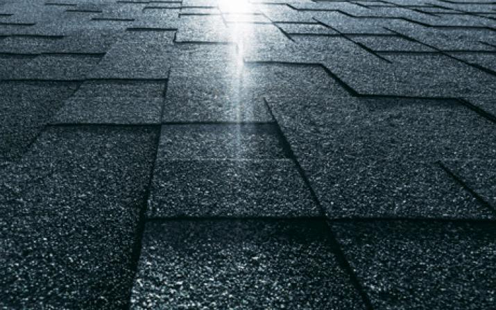 Image of asphalt shingles