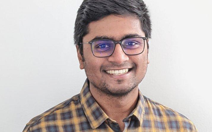 Vishnushankar Viraliyur Ramasamy