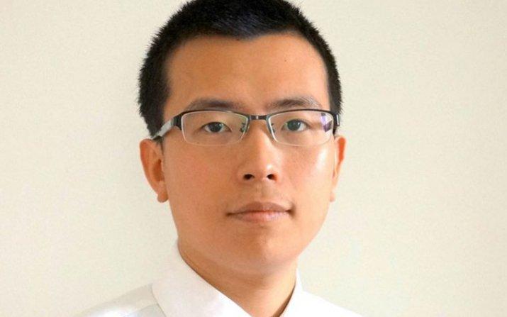 Headshot of Xusheng Xiao