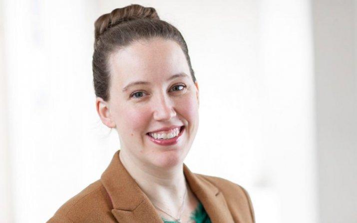 Headshot of Kathryn Daltorio