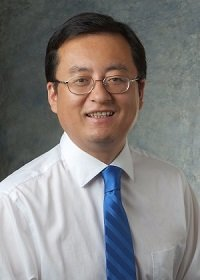 portrait of Chris Yuan