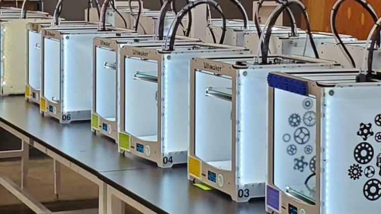3D printers at think[box]