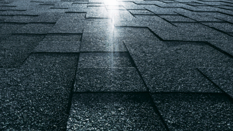 Image of asphalt shingles