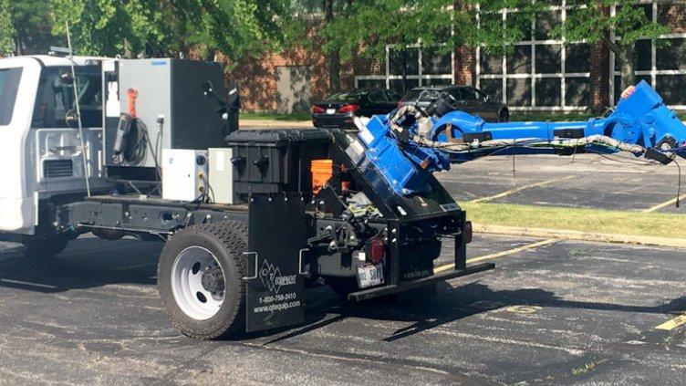 photo of roadprintz machinery