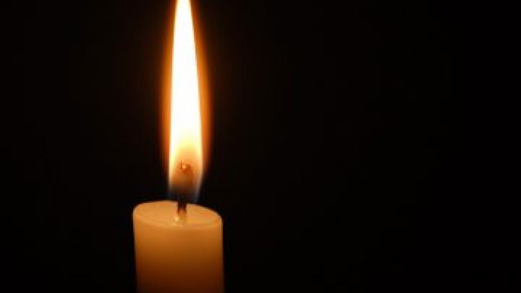 image of candle flame