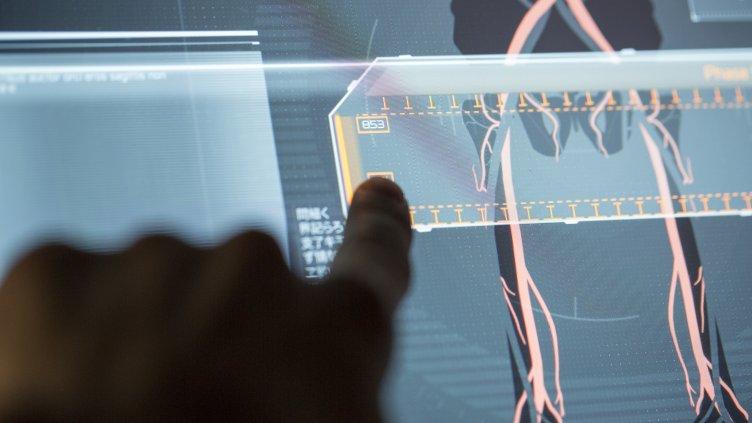 Diagnostic wireless technology