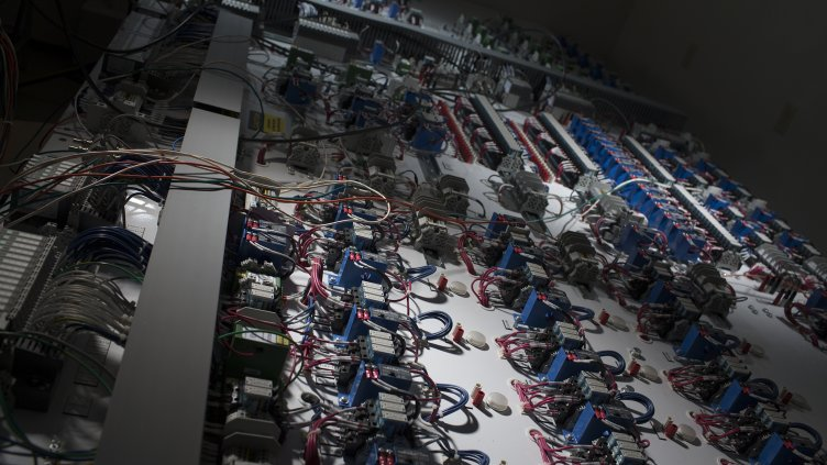 Power grid model