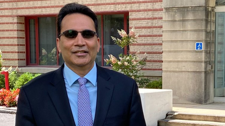photo of Vipin Chaudhary