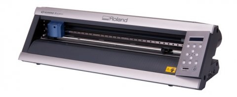 A vinyl cutter