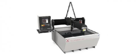 A waterjet cutter