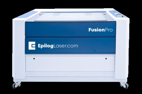 An epilog fusion pro 48 laser cutter