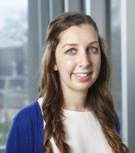 portrait of student innovator Alexis Schilf