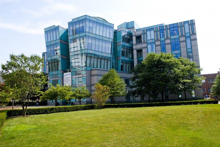 Photo of Kent Hale Smith Building