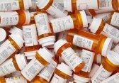 picture of prescription pill bottles